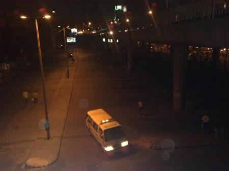 Syrian microbus / service