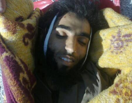 Abu Ayyub al-Tunisi, a Tunisian fighter for ISIS