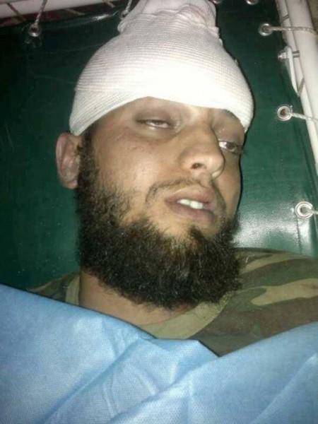 Abu Turab al-Lībī, a Libyan fighter for ISIS