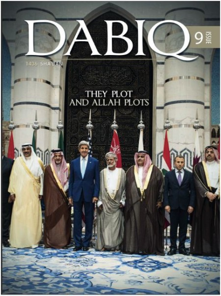 Dabiq issue 9, They Plot and Allah Plots
