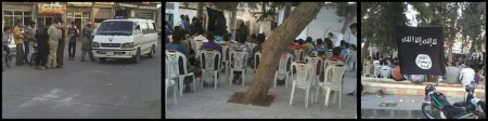 Da'wah meeting in al-Bab