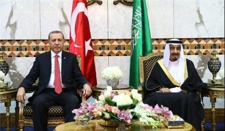 Turkish and Saudi policies have converged in supporting Jaish al-Fatah