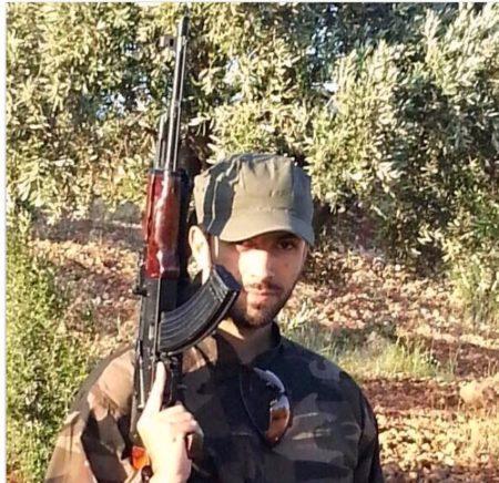 Mirsad Bectaševič in Syria