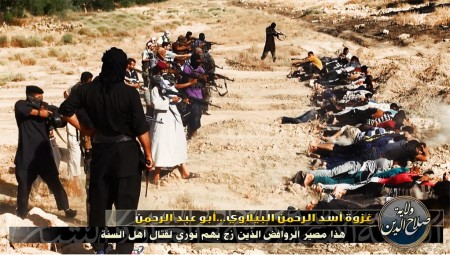 ISIS Mass killing Iraq