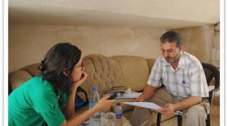 Katy Montoya refugees Jordan IREMAM