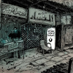 Molly Crabapple Mosul drawings