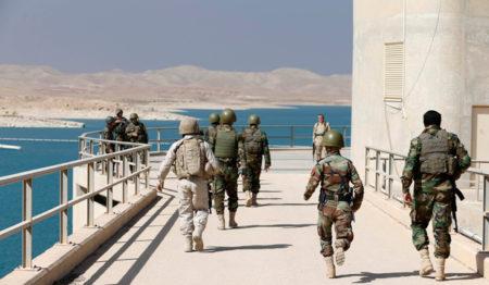 IRAQ-SECURITY/MOSUL-DAM