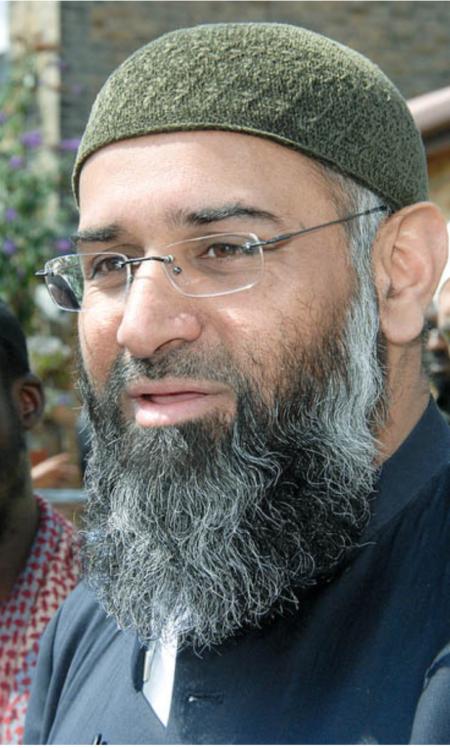 Anjem Choudhary