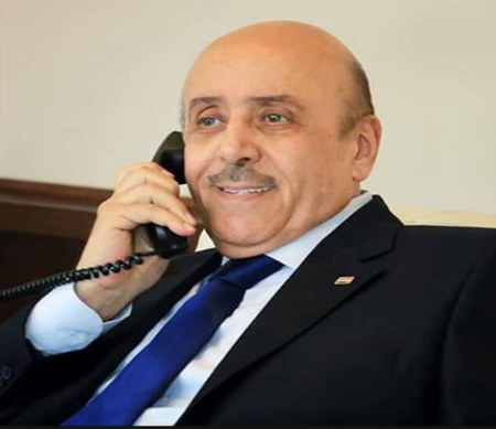 Ali Mamlouk, head of the Syrian intelligence apparatus