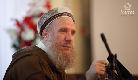 Sheikh Muhammad al-Yaqoubi speaks in Chicago 2014