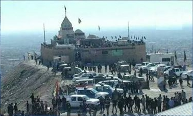 Sinjar shrine