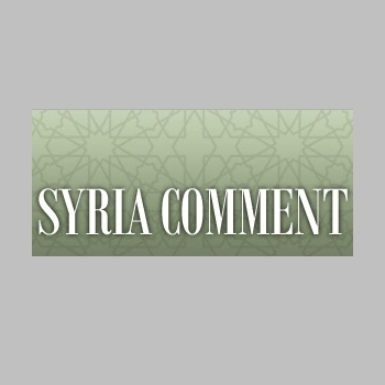 Syria Comment logo