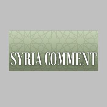 Syria Comment logo