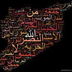 The Names of the Syrian Revolution - Arabic