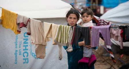 UN Syrian refugees