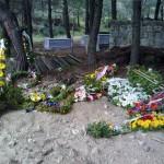 Yasir grave
