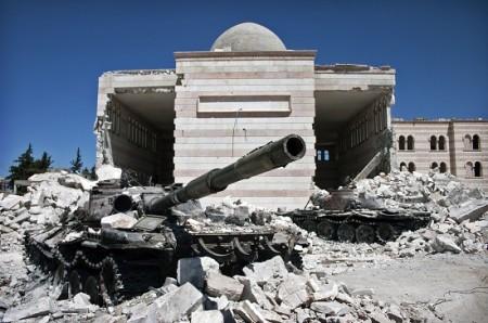 army tank Syria
