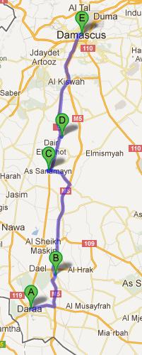 daraa-map