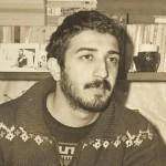 Mihrac Ural (Ali Kayali) as a young man.