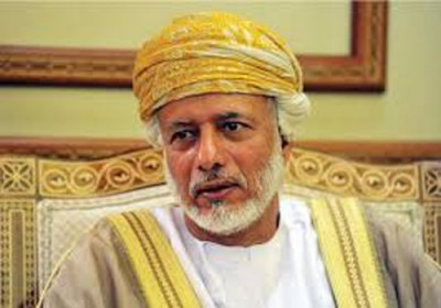 Omani foreign minister